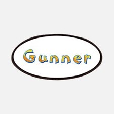 Gunner Giraffe Patch