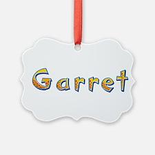 Garret Giraffe Ornament