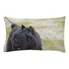 Cute Bouviers Des Flandres Pillow Case