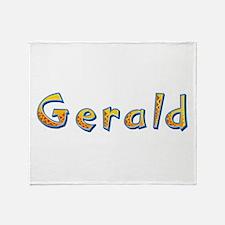 Gerald Giraffe Throw Blanket