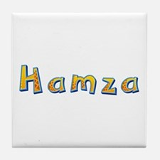 Hamza Giraffe Tile Coaster