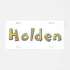 Holden Giraffe Aluminum License Plate