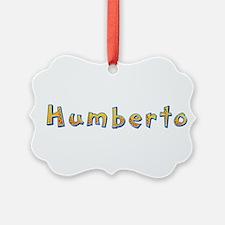 Humberto Giraffe Ornament