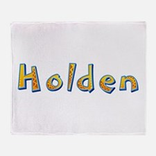 Holden Giraffe Throw Blanket