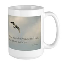 In the midst of the movement Mugs