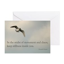 In the midst of the movement Greeting Cards
