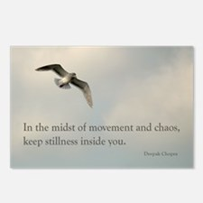 In the midst of the movement Postcards (Package of