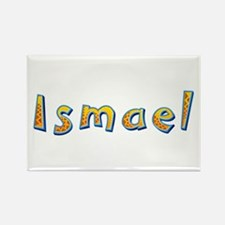 Ismael Giraffe Rectangle Magnet
