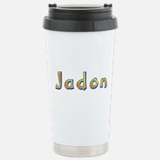 Jadon Giraffe Travel Mug