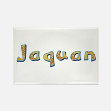 Jaquan Giraffe Rectangle Magnet