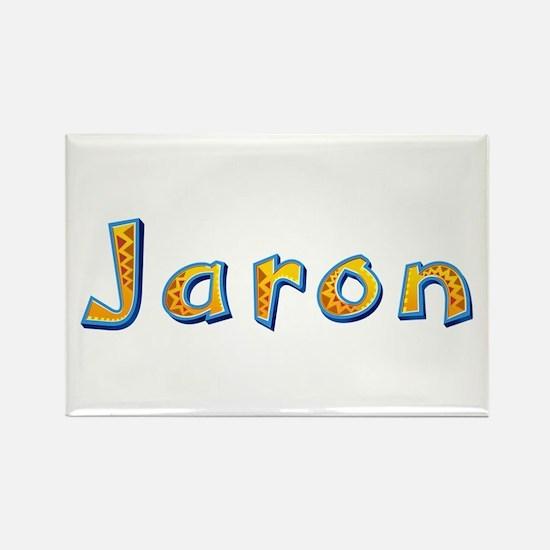 Jaron Giraffe Rectangle Magnet