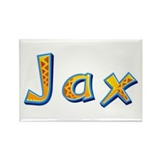 Jax Giraffe Rectangle Magnet