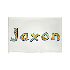 Jaxon Giraffe Rectangle Magnet