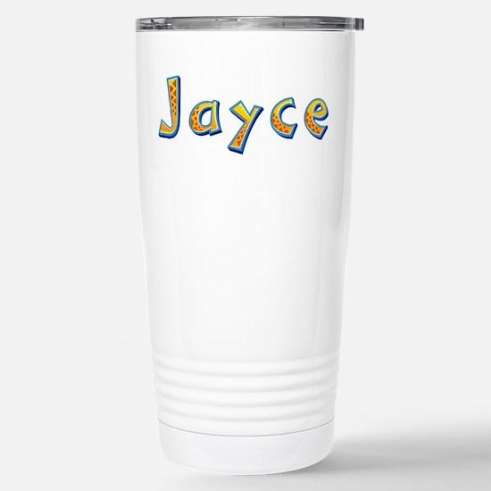Jayce Giraffe Stainless Steel Travel Mug