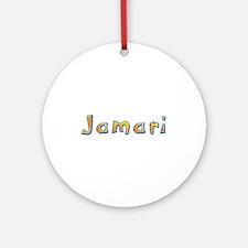 Jamari Giraffe Round Ornament