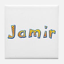 Jamir Giraffe Tile Coaster