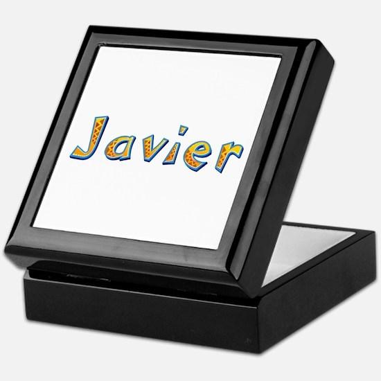 Javier Giraffe Keepsake Box