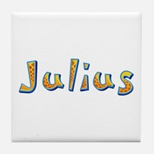 Julius Giraffe Tile Coaster