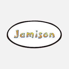 Jamison Giraffe Patch