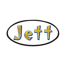 Jett Giraffe Patch