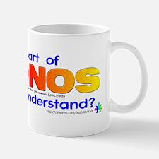 PDD-NOS? Mug
