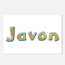 Javon Giraffe Postcards 8 Pack