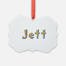 Jett Giraffe Ornament