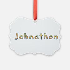 Johnathon Giraffe Ornament