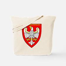 Wielkopolska_Name_Apparel Tote Bag