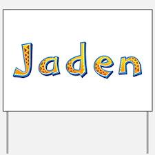 Jaden Giraffe Yard Sign