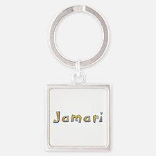 Jamari Giraffe Square Keychain