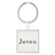 Javon Giraffe Square Keychain