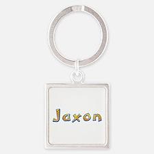 Jaxon Giraffe Square Keychain