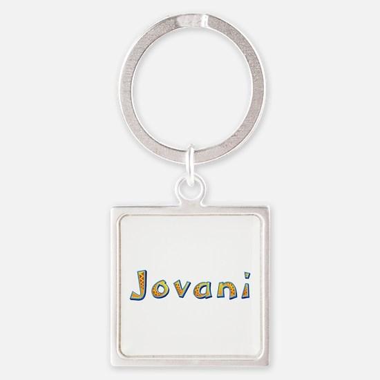Jovani Giraffe Square Keychain