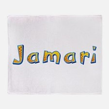Jamari Giraffe Throw Blanket
