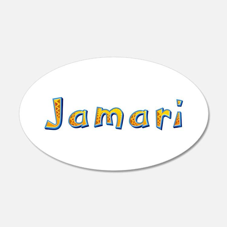 Jamari Giraffe Wall Decal