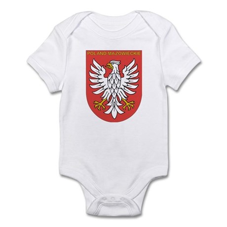 Mazowieckie_Name_Apparel Infant Bodysuit