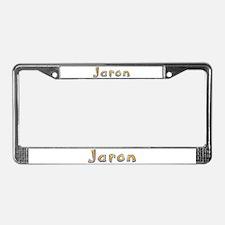 Jaron Giraffe License Plate Frame