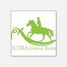 OCTRA Green Beans Sticker