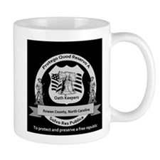 Rowan Oath Keepers Seal Mug