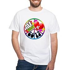 Peace Love 2017 Shirt