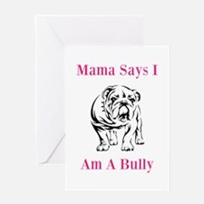 Bully Greeting Cards