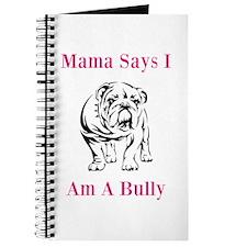 Bully Journal