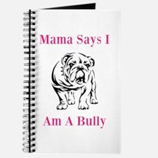 Bully Journal