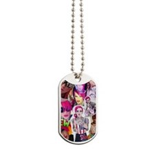 Jeffree Star collage Dog Tags