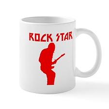 Red Rock Star Mugs