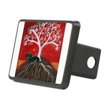 Dachshund Tree of Life Hitch Cover