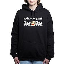 Samoyed Mom Hooded Sweatshirt
