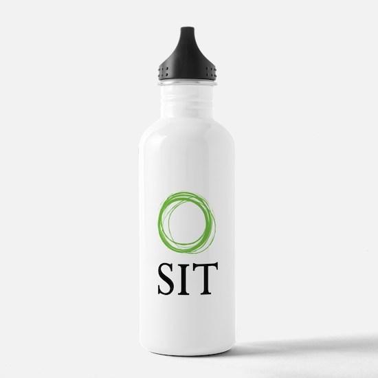 Water Bottle, White