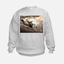 Sleeping Puma Sweatshirt